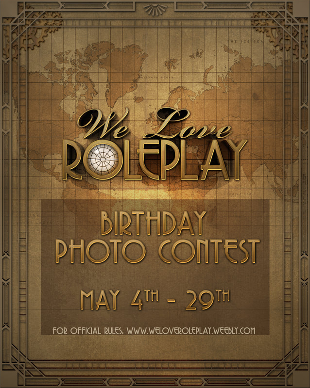 Photography Contest Rules for WLRP's Birthday Round♥♥